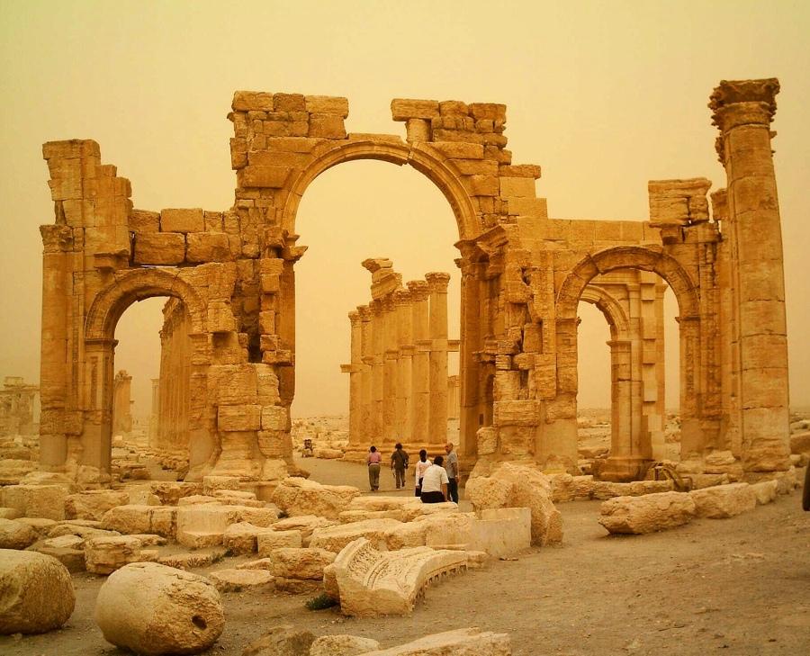 Palmyre 2006